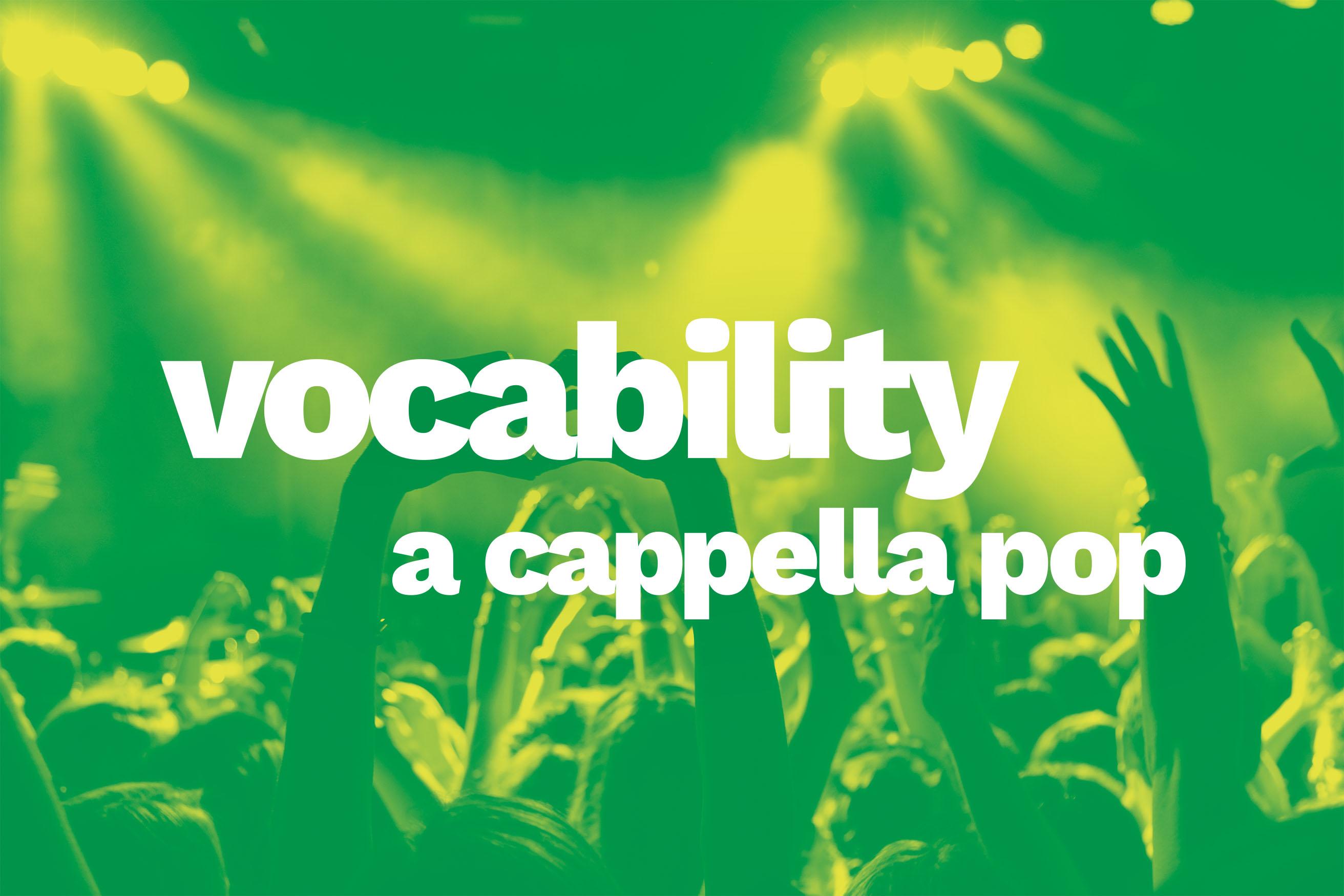 Vocability Logo