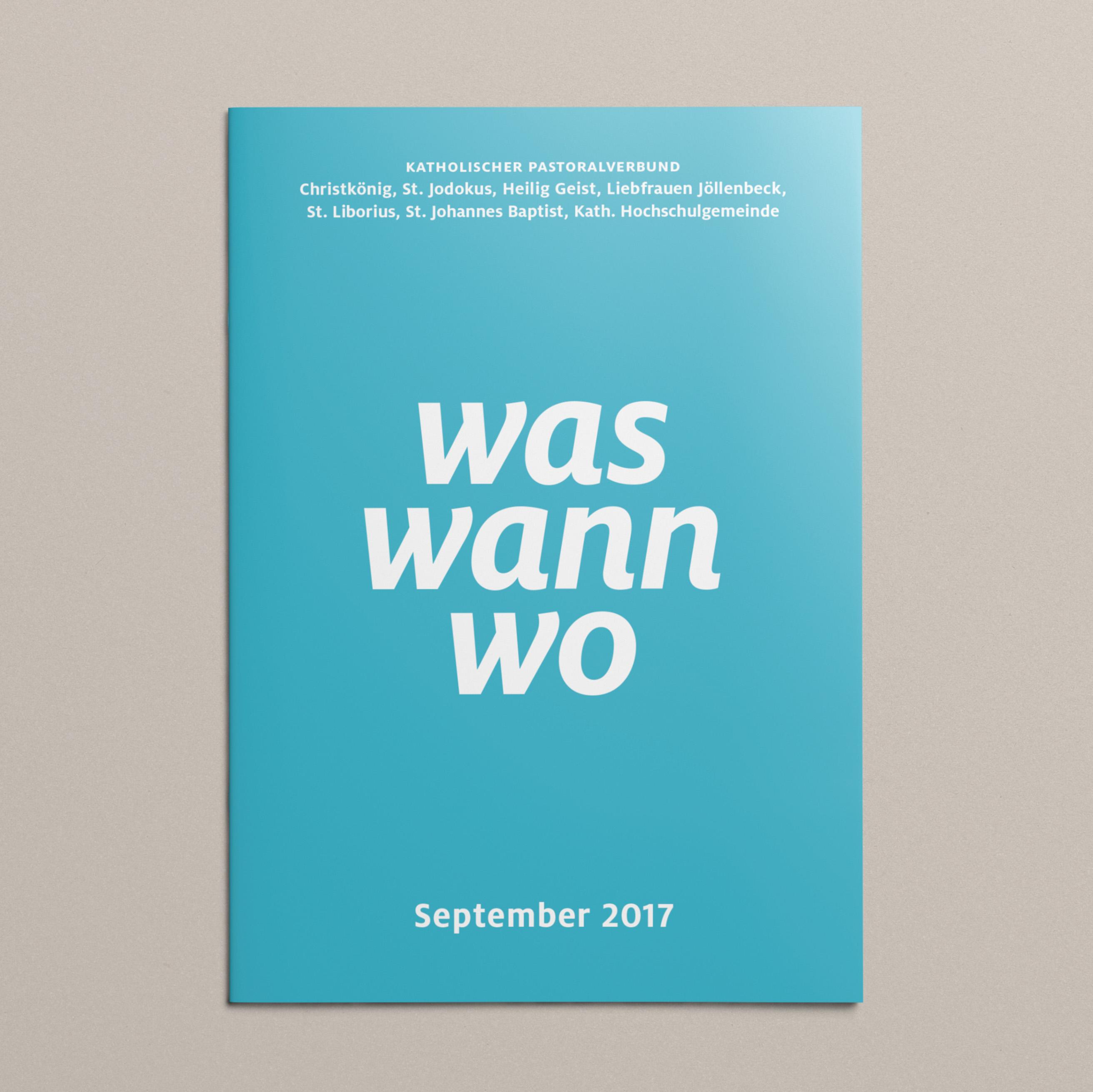 waswannwo Titelblatt Blau
