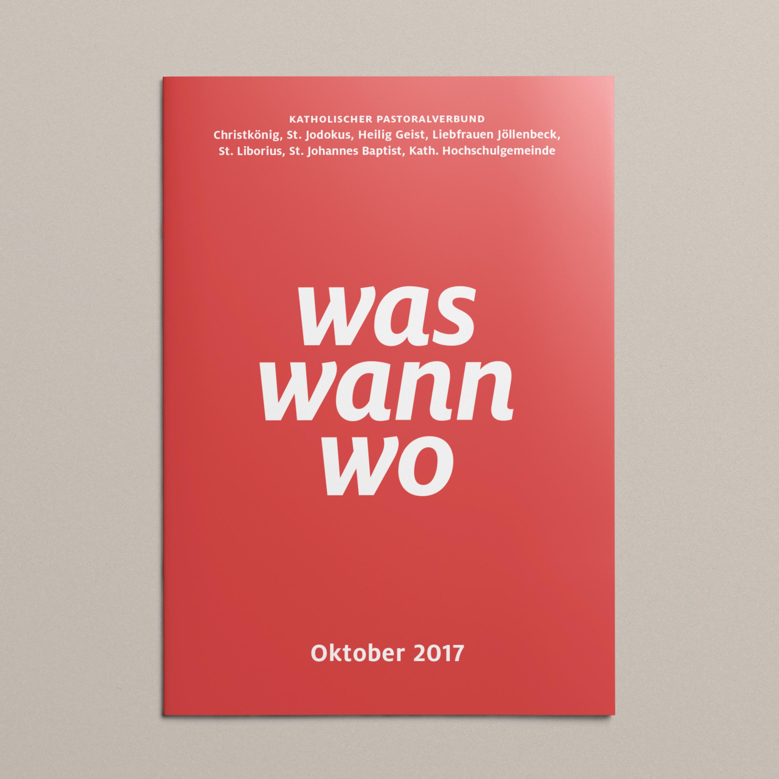waswannwo Titelblatt Rot